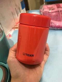 Termos sup merah Tiger