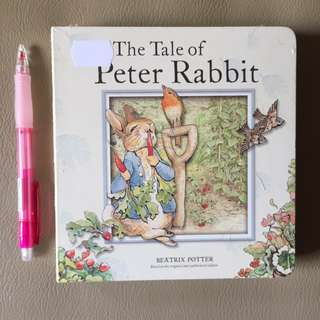 The Tale of Peter Rabbit & Jemima Puddle Duck (Bundle 2 Board Books)