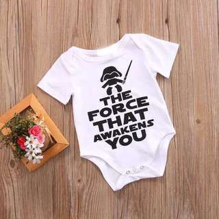 Romper Star Wars