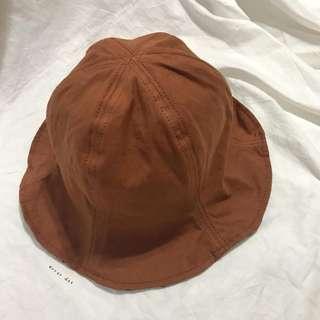 。error dot。日本焦糖脆片雙面戴漁夫帽