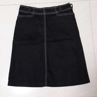 preloved SKIRT with POCKETS