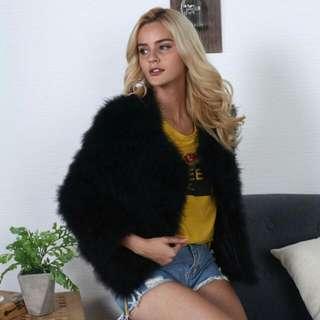 Warm Faux Fur Jacket