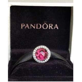 Bnis Pandora DISNEY BELLE'S RADIANT ROSE CHARM