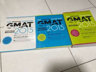 The Official Guide for GMAT 2015