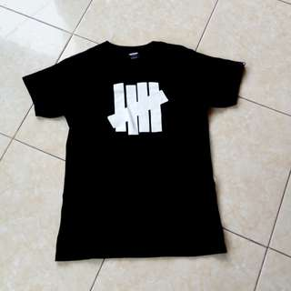 Undefeated Tshirt Authentic