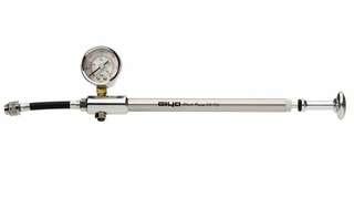Giyo Alloy Shock Pump with Gauge (300psi)