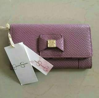 Jessica Simpson Corrinne Mauve Wallet