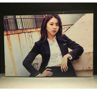 Twice Chaeyoung Once Begins Official Postcard
