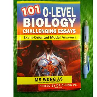 O level Biology Challenging Essays