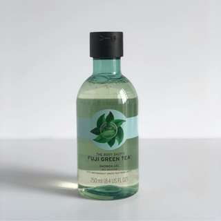 Fuji Green Tea Shower Gel 250ml