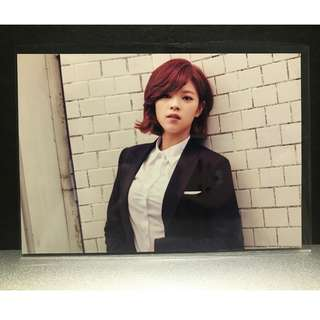 Twice Jeongyeon Once Begins Official Postcard