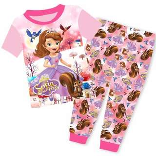 Sofia pyjamas