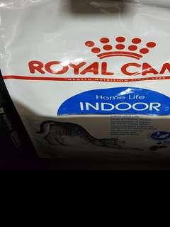 $90 Royal Canin Indoor - May