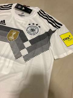 Germany Home Jersey FIFA World Cup 2018