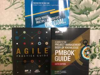 PMBOK Guide- Sixth Edition + Agile Practice Guide