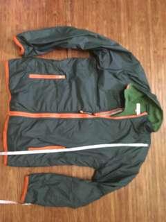 Alphabet club jacket