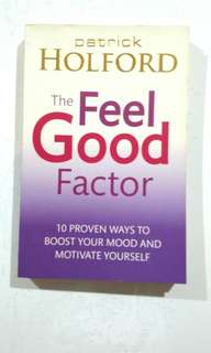 [HEALTH BOOK] The Feel Good Factor by Patrick Holford