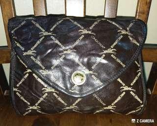 Clutch Bag Longchamp Paris