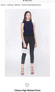 Fayth Citizen High Waisted Pants