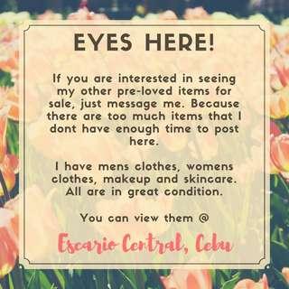 Eyes here!!!!