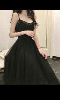 ulzzang laced princess dress