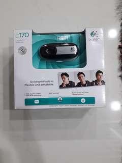 Logitech Webcams c170