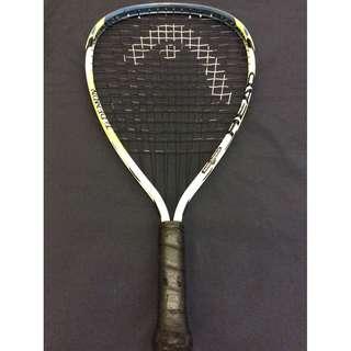 #75 ❤️母親節 特價 ❤️ 壁球拍 HEAD TI Demon  Nano Titanium  Racquetball Racquet