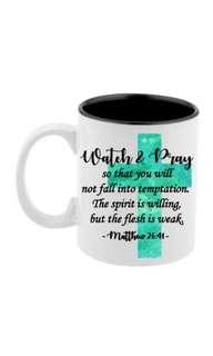 Bible Verse Personalized Mug