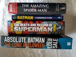 DC Comics /Marvel Omnibus
