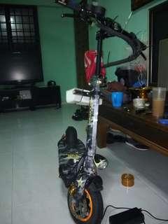 Escooter 36v 18.2ah 500watt.