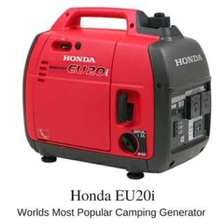 Mobile power generator