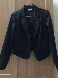 🚚 NET黑色西裝外套 只穿過一次