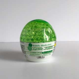 Daiso Japan Green Apple Beads Deodorant