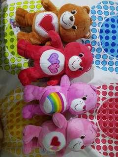 Care Bears / Piglet / Eeyore