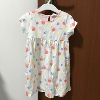 BN toddler girl's dress