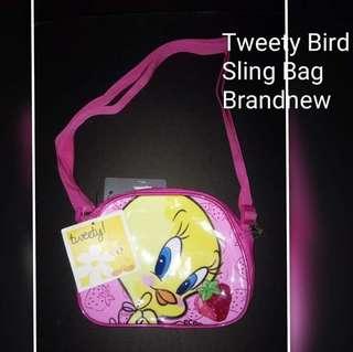 Tweety Bird Sling Bag