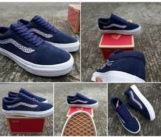 [PREMIUM] VANS OLD SKOOL DX SURPLUS DRESS BLUE