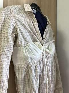 Maternity L shirt top blouse