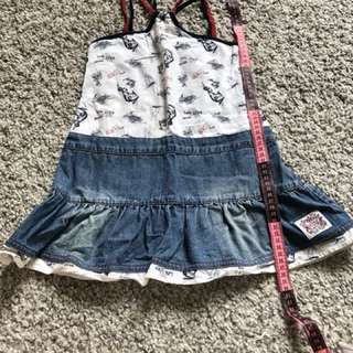 Authentic Guess Jeans size 6
