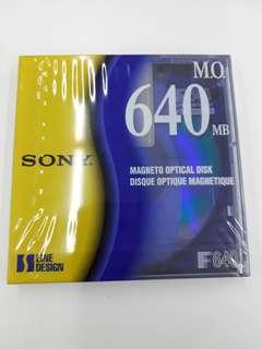 Sony Magneto Optical Disk