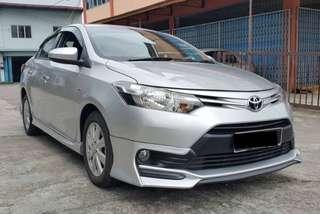 Toyota vios 1.5 auto