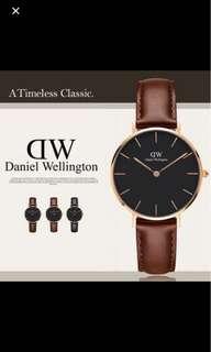 Daniel Wellington 32mm black petite st maves