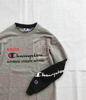 RARE: Combine Shirt by Champion USA Original