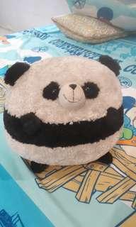 Panda Soft Toy from Hong Kong Ocean Park