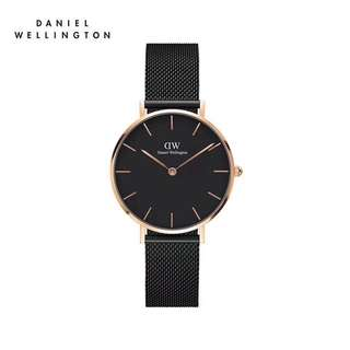 Daniel Wellington Watch 32mm black stainless