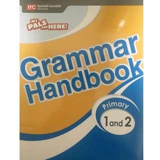 [PO] PRIMARY 1 & 2- GRAMMAR HANDBOOK