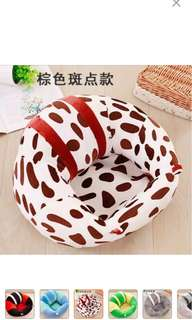 Infant baby support soft seat