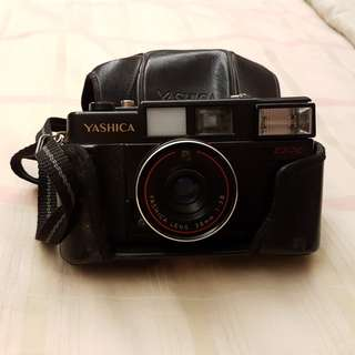 Yashica MF2 super Film Camera