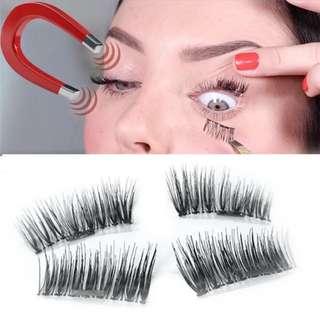 Magnetic eyelashes (triple magnet)