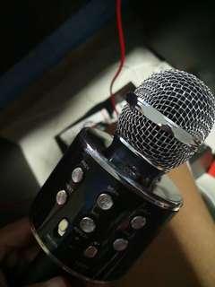 Wser WS-858 mic